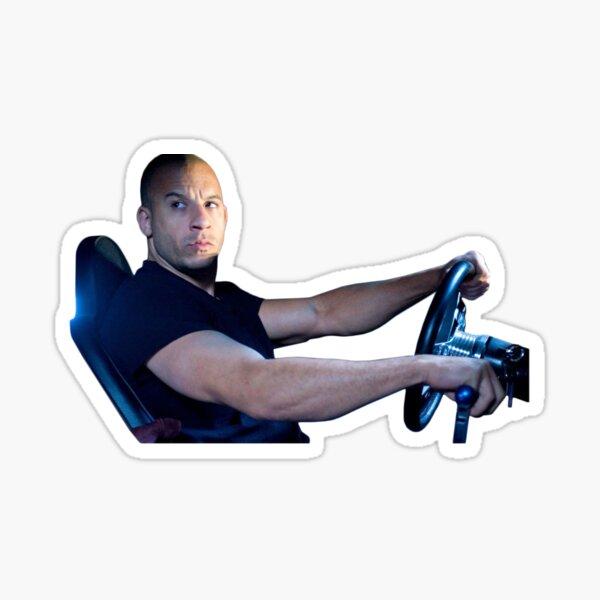 Dominic Toretto Sticker