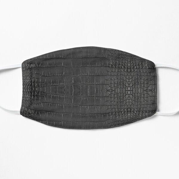 Black Alligator Skin Mask