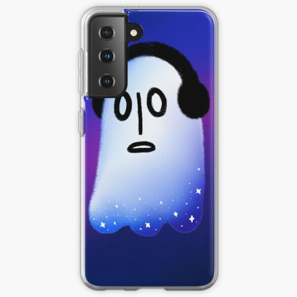 Space Blooky Samsung Galaxy Soft Case