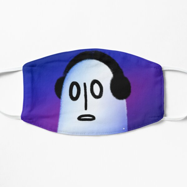Space Blooky Mask