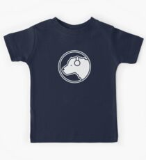 Polar Bear DJ Kids Tee