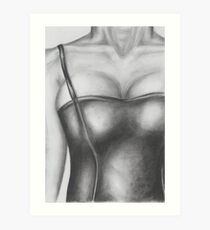 Corset Art Print