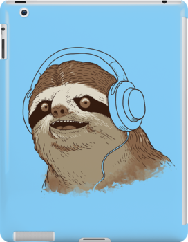 What is a sloths favourite music? by laurxy