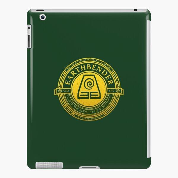 Earthbender Symbol: Avatar-Inspired Design v2 iPad Snap Case