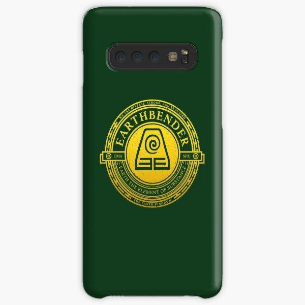 Earthbender Symbol: Avatar-Inspired Design v2 Samsung Galaxy Snap Case