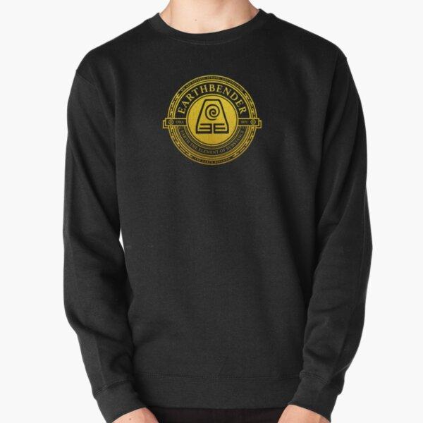 ATLA Earthbender Symbol: Avatar-Inspired Design Pullover Sweatshirt