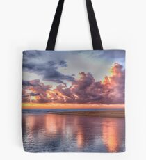 Painted Sky - Narrabeen Lakes, Narrabeen - The HDR Experience Tote Bag
