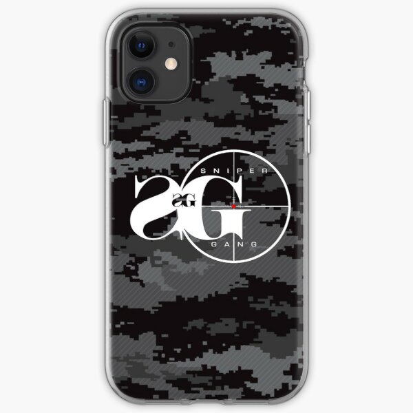 Snipergang Kodak Black  iPhone Soft Case