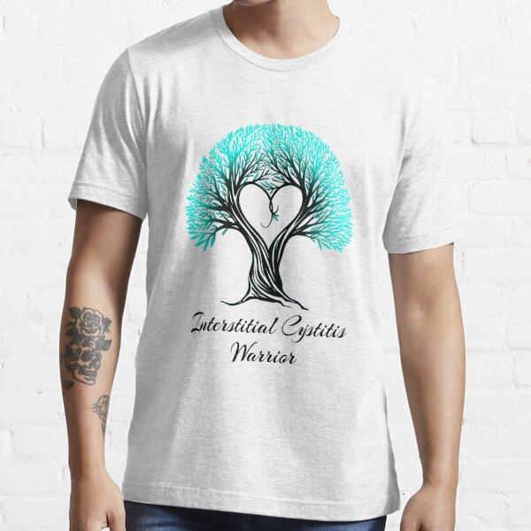 Interstitial Cystitis Warrior  Essential T-Shirt