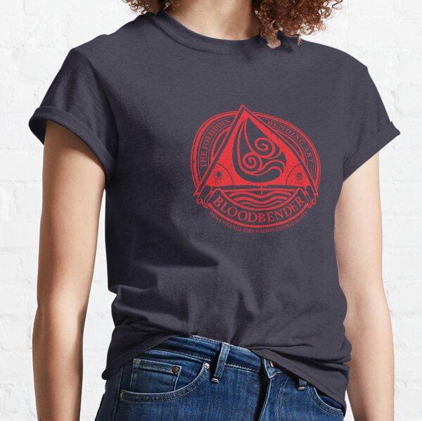 Bloodbender Symbol: Avatar The Last Airbender-Inspired Design v2 Classic T-Shirt
