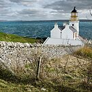 Scrabster Lighthouse by Chris Cardwell