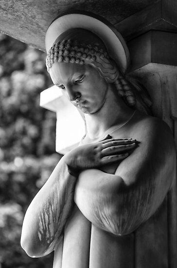 Arms Crossed by Karen Havenaar