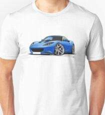 Lotus Evora Blue Unisex T-Shirt