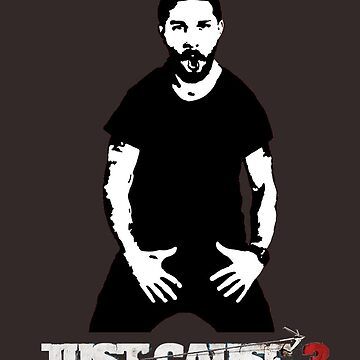 Just Cause 3 Shia Labeouf by OuroborosEnt