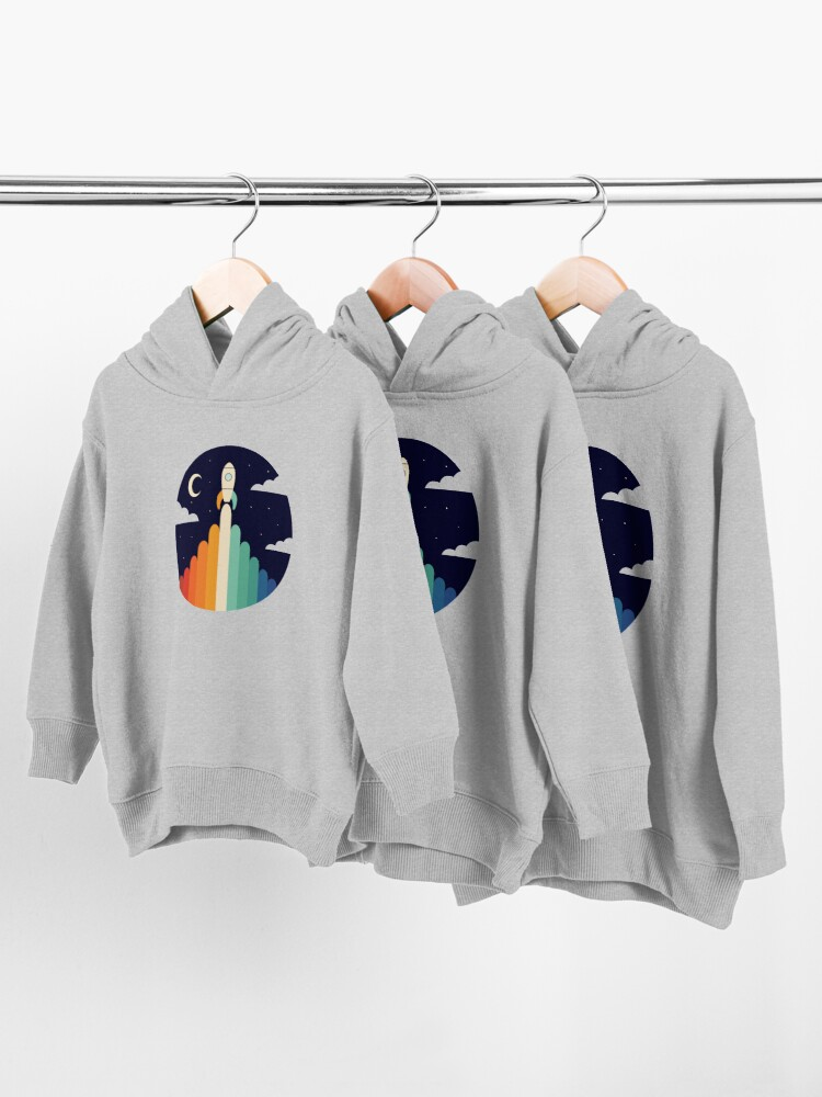 Alternate view of Up Toddler Pullover Hoodie