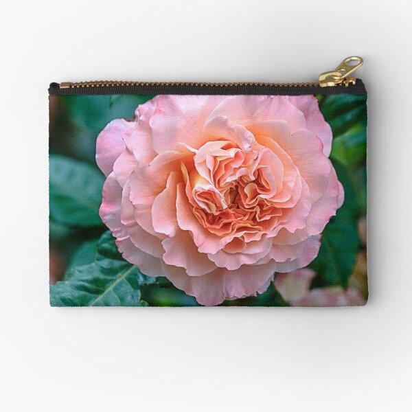 Beauty of a rose Zipper Pouch