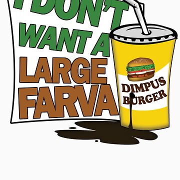 Large Farva! by Graphix247