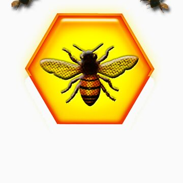 Bees and Honey by CarlDurose