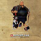 Kendo: Men With Big Sticks by Rotund-San
