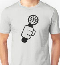 Microphone Check Unisex T-Shirt