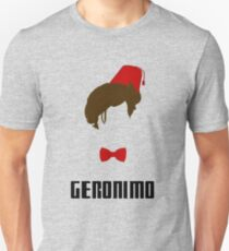 Doctor Who? - Geronimo T-Shirt