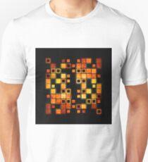 wooden bar code Unisex T-Shirt