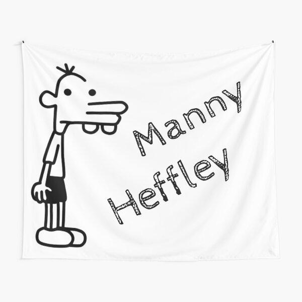 Manny Heffley Tapestry