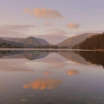 The Lake District: Grasmere Panorama by rob3003