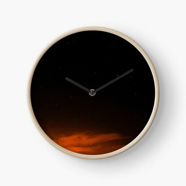 Light pollution Clock