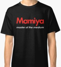 Mamiya Photography Logo Classic T-Shirt