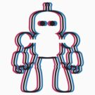 I Robot 3d by no-doubt