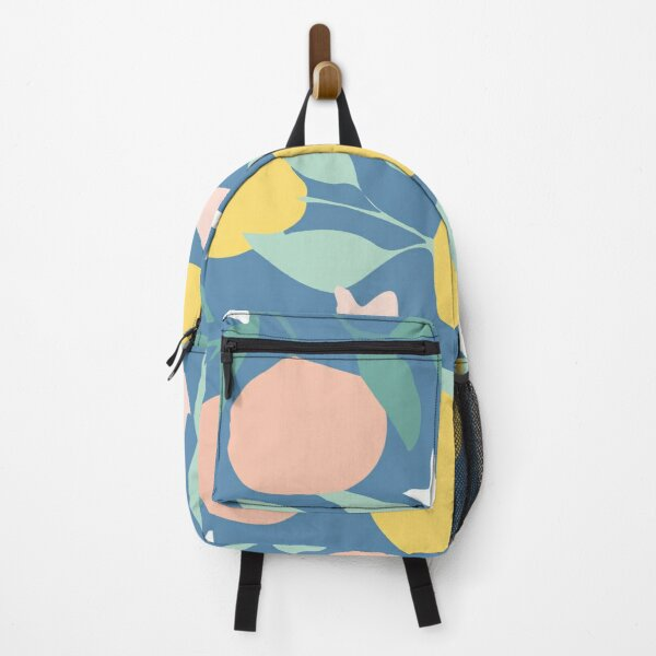 Seamless pattern tropical Backpack
