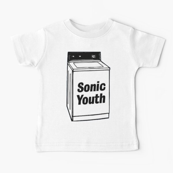 sonic youth Baby T-Shirt