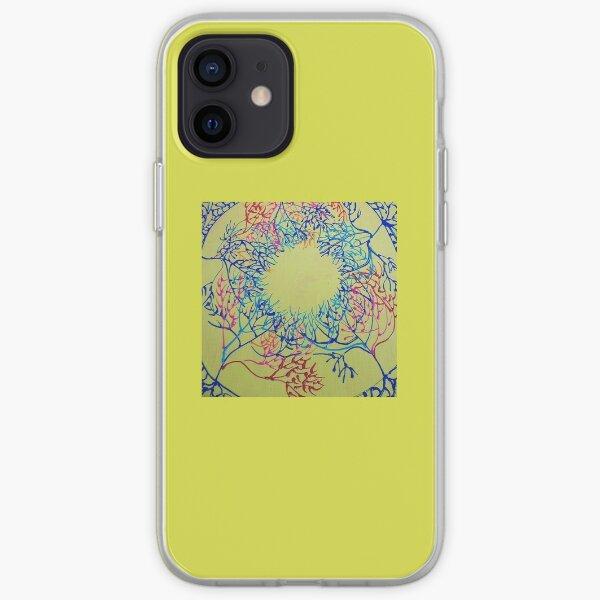 SEA FAN SUNSHINE AND MAGIC iPhone Soft Case