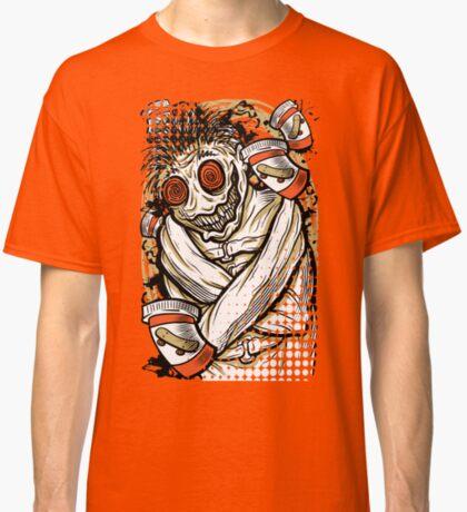 Crazy Skater Dude Classic T-Shirt