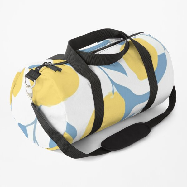 Seamless pattern with rome fruits Duffle Bag