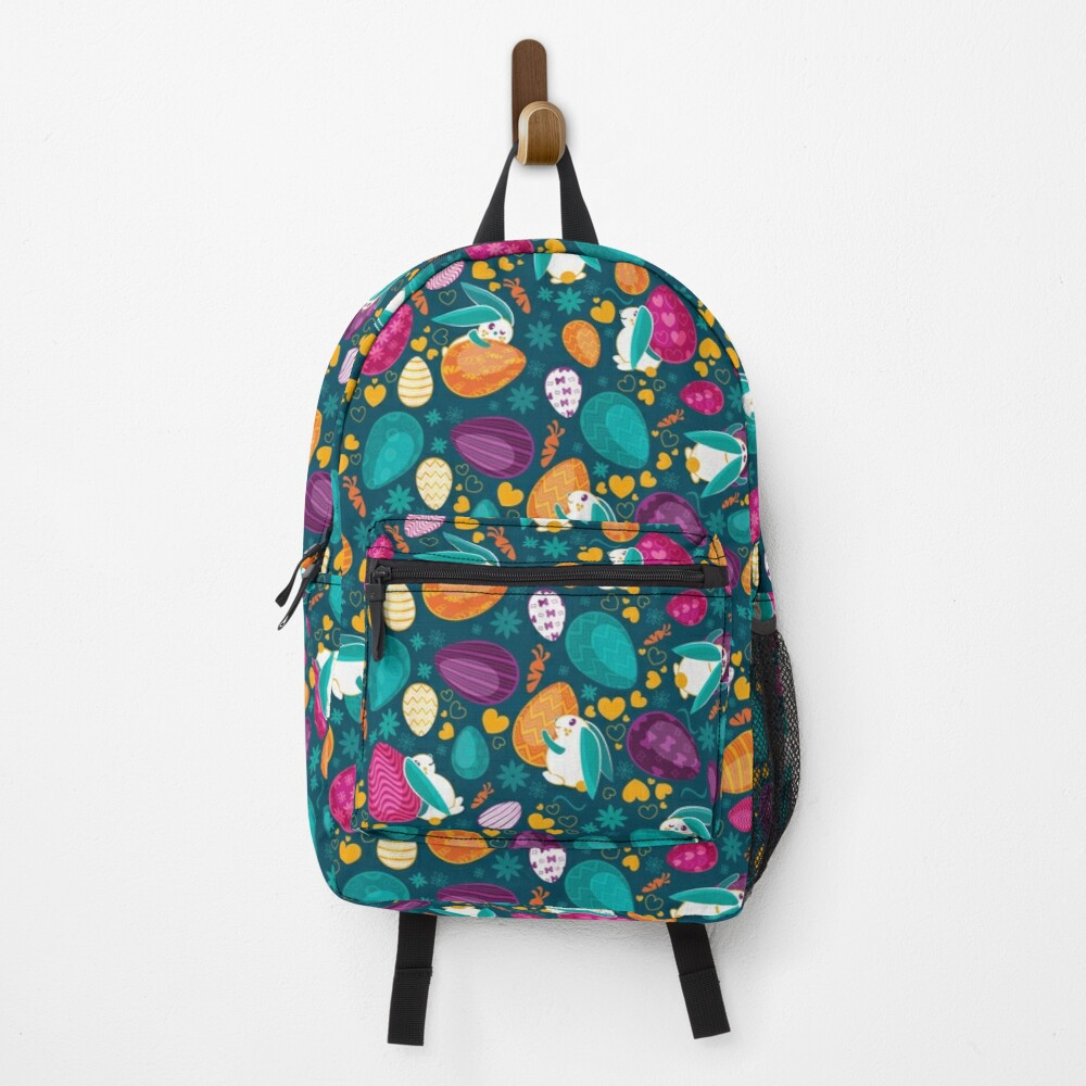 Busy Easter Bunnies 1 Backpack