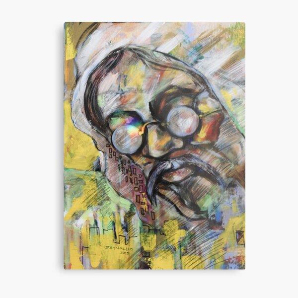 Visions... Through Rose Colored Glasses Metal Print