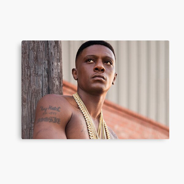 Details about  /F-289 Boosie Badazz 3.5 Music Album Cover Fabric Poster Hot Print