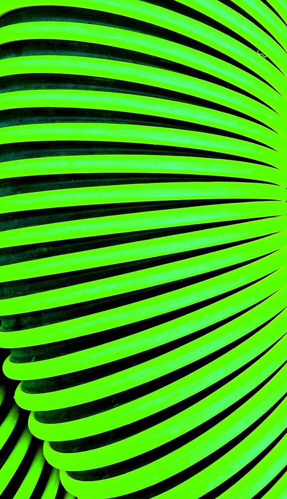 GREEN GLOWSTIX by paulvolker