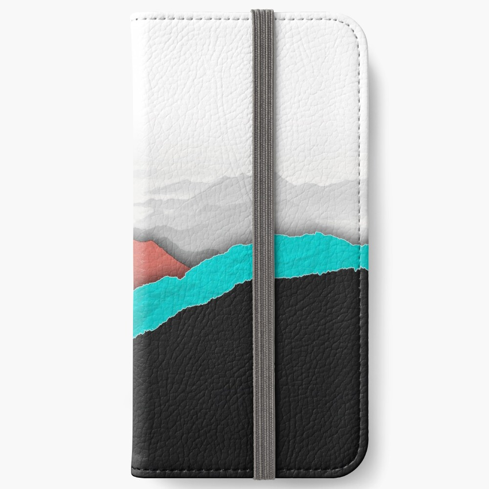 Mountain Highlights iPhone Wallet