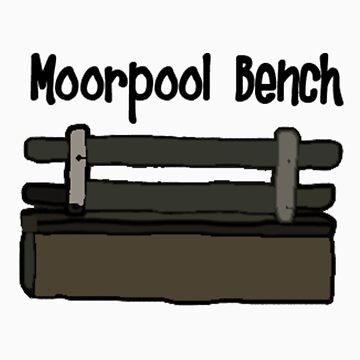 Moorpool Bench by CarlDurose