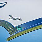 Sky Blue Victoria by Norman Repacholi