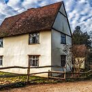 Willy Lott's Cottage by timmburgess