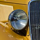 Golden Light by Norman Repacholi