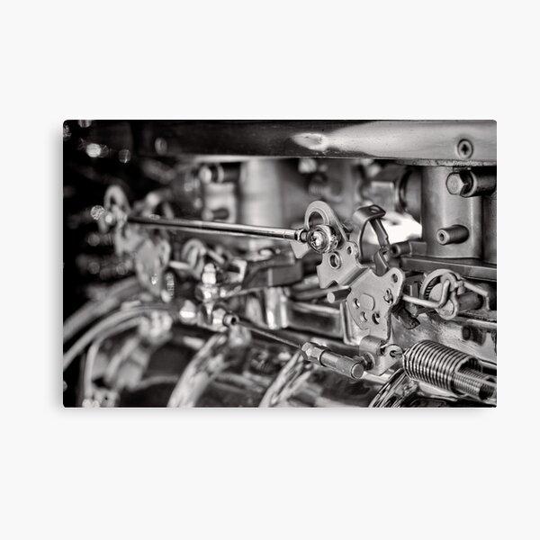 Throttle Link Canvas Print