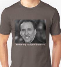 You're my national treasure Slim Fit T-Shirt