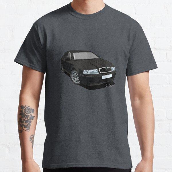 Skoda Octavia vRS Mk1 (RS) Black Magic Classic T-Shirt