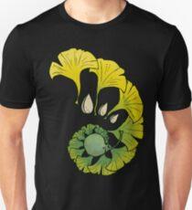 ginkgo biloba- the living fossil Unisex T-Shirt