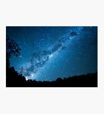 Maroon Dam Milky Way Photographic Print